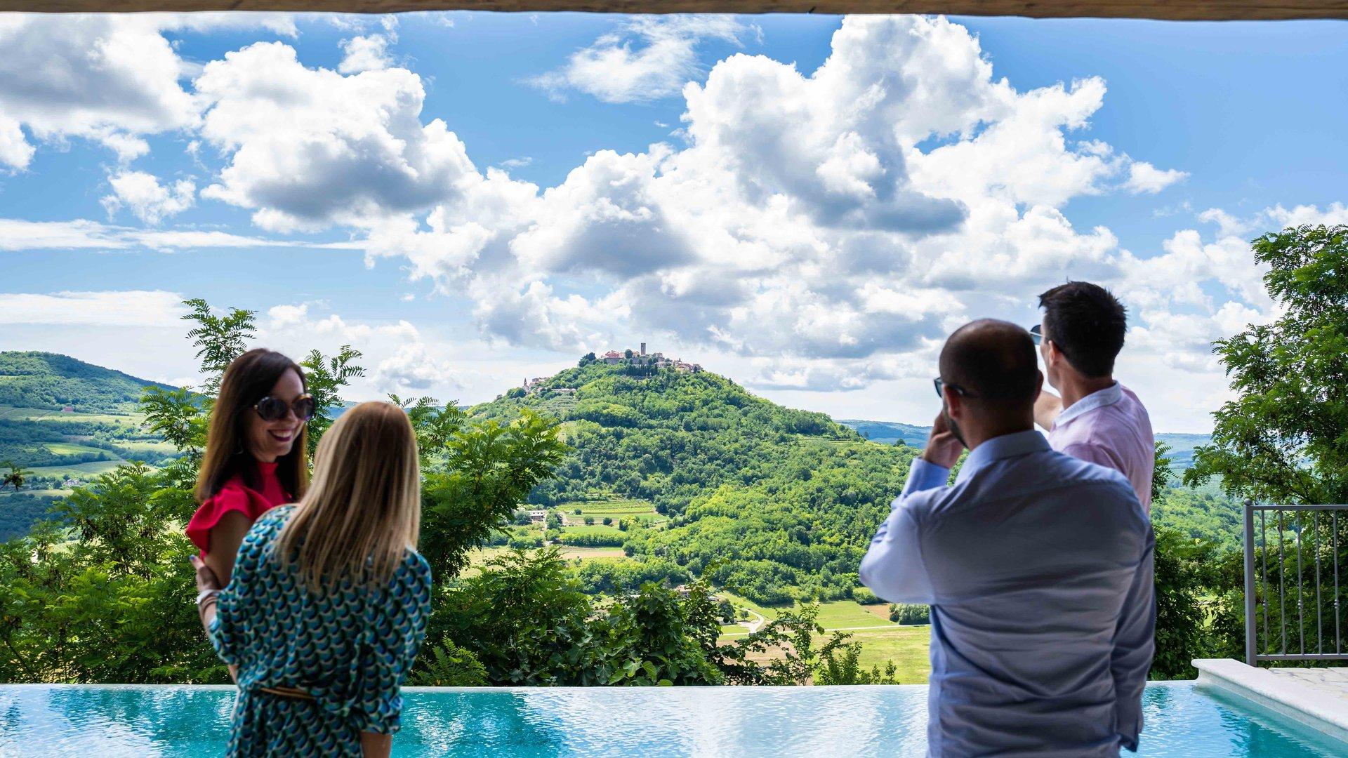 Istrien ist die beste Wahl, um hier zu leben oder um Tourismus zu betreiben