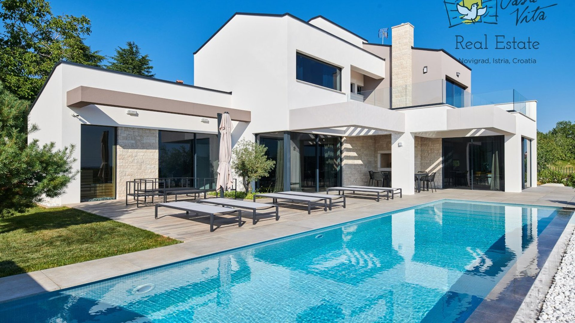 The perfect blend: Modern architecture in a natural environment