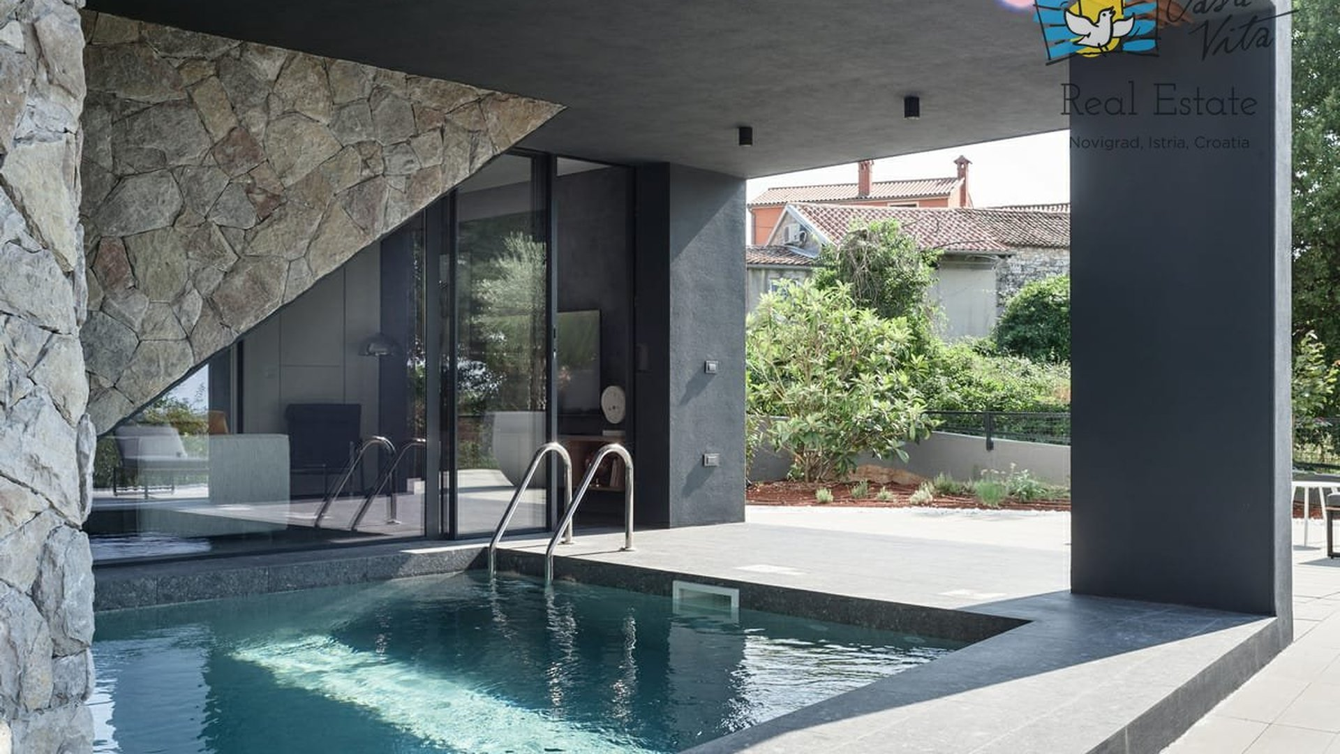 When buying a property with a pool, you just can't go wrong