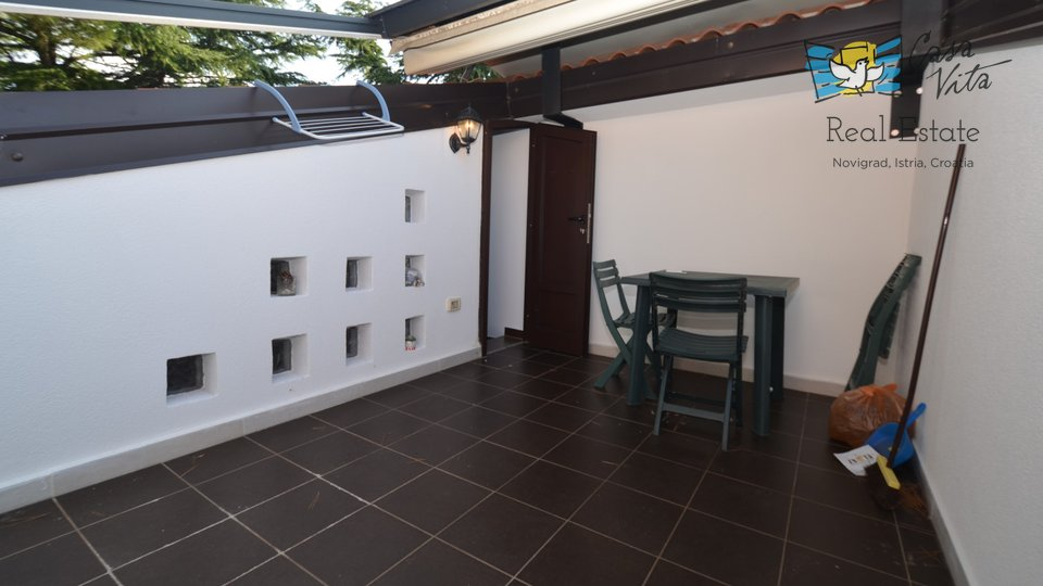 Apartment, 50 m2, For Sale, Novigrad