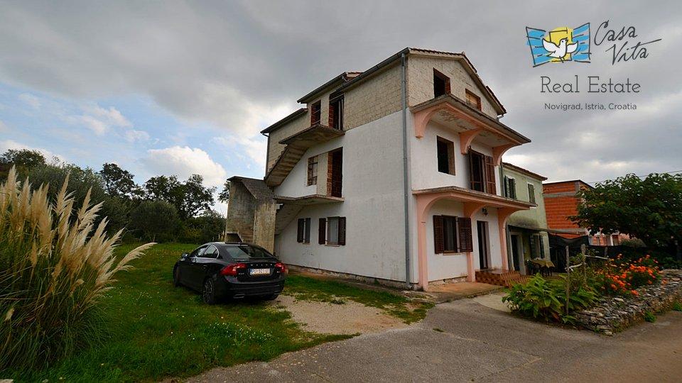 House, 353 m2, For Sale, Zambratija