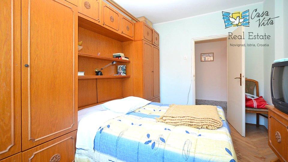 Apartment, 62 m2, For Sale, Novigrad