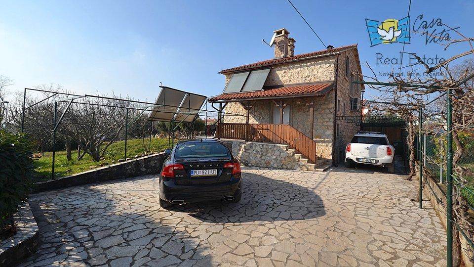 Schönes Steinhaus 5 km vom Meer entfernt!