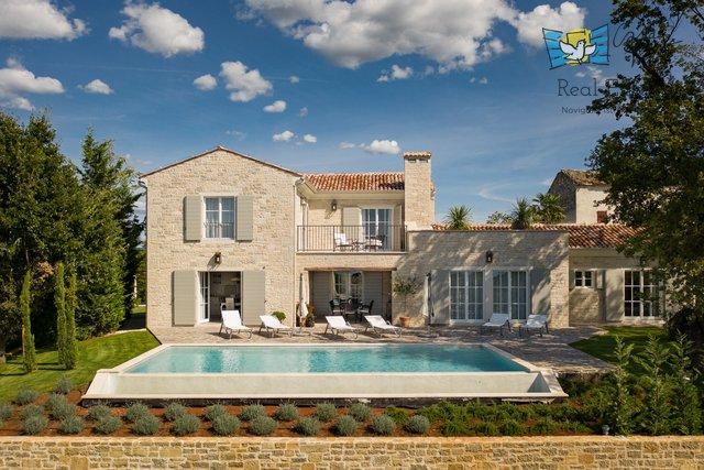 Beautiful villa with panoramic sea views in the vicinity of Novigrad!