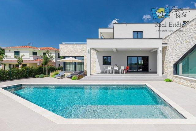 Schönes und modernes Haus 2 km vom Meer entfernt mit Meerblick!
