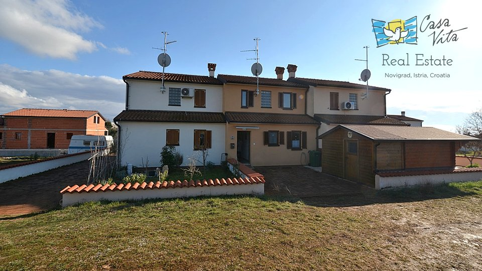 Casa, 102 m2, Vendita, Novigrad