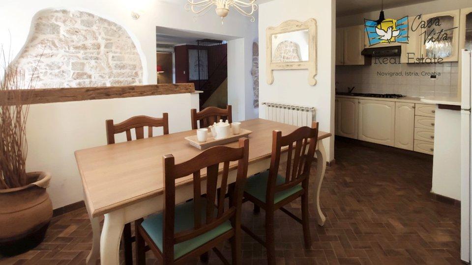 Zum Verkauf ein charmantes istrisches Steinhaus ,14 km von Poreč