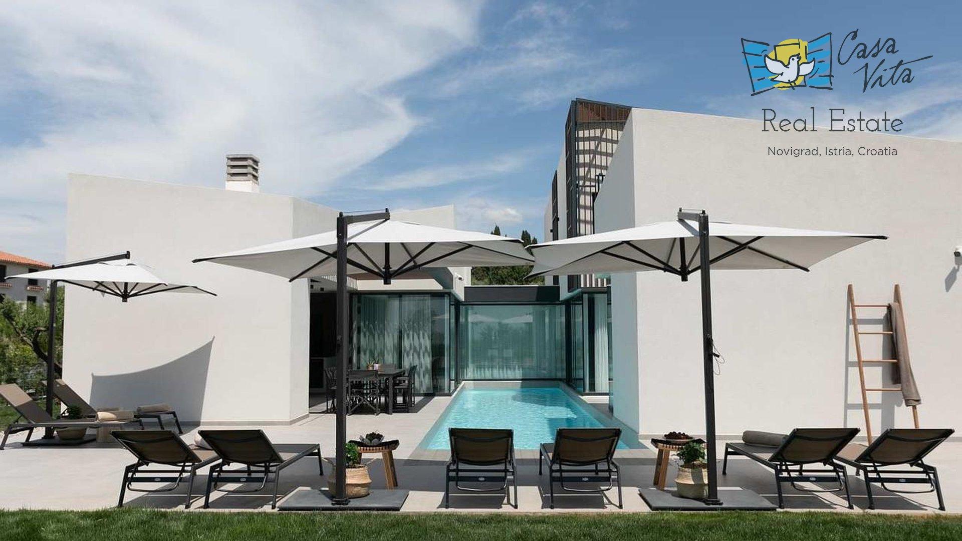 Luksuzna i moderna vila 8 km od mora!