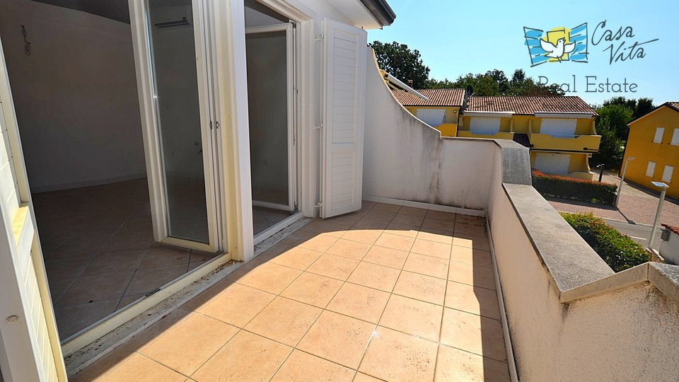 Summer vacation apartment 50m from the beach
