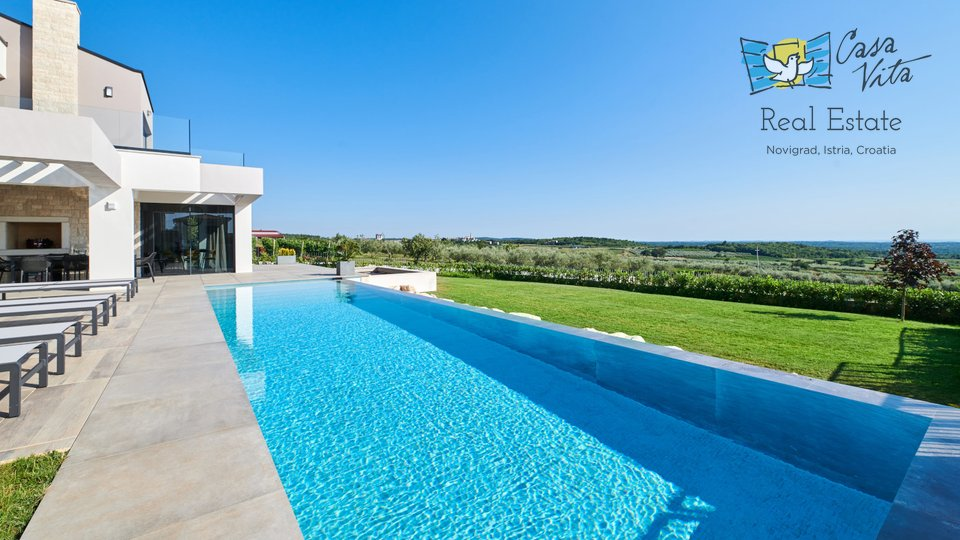 Luxury beautiful villa  near Poreč!