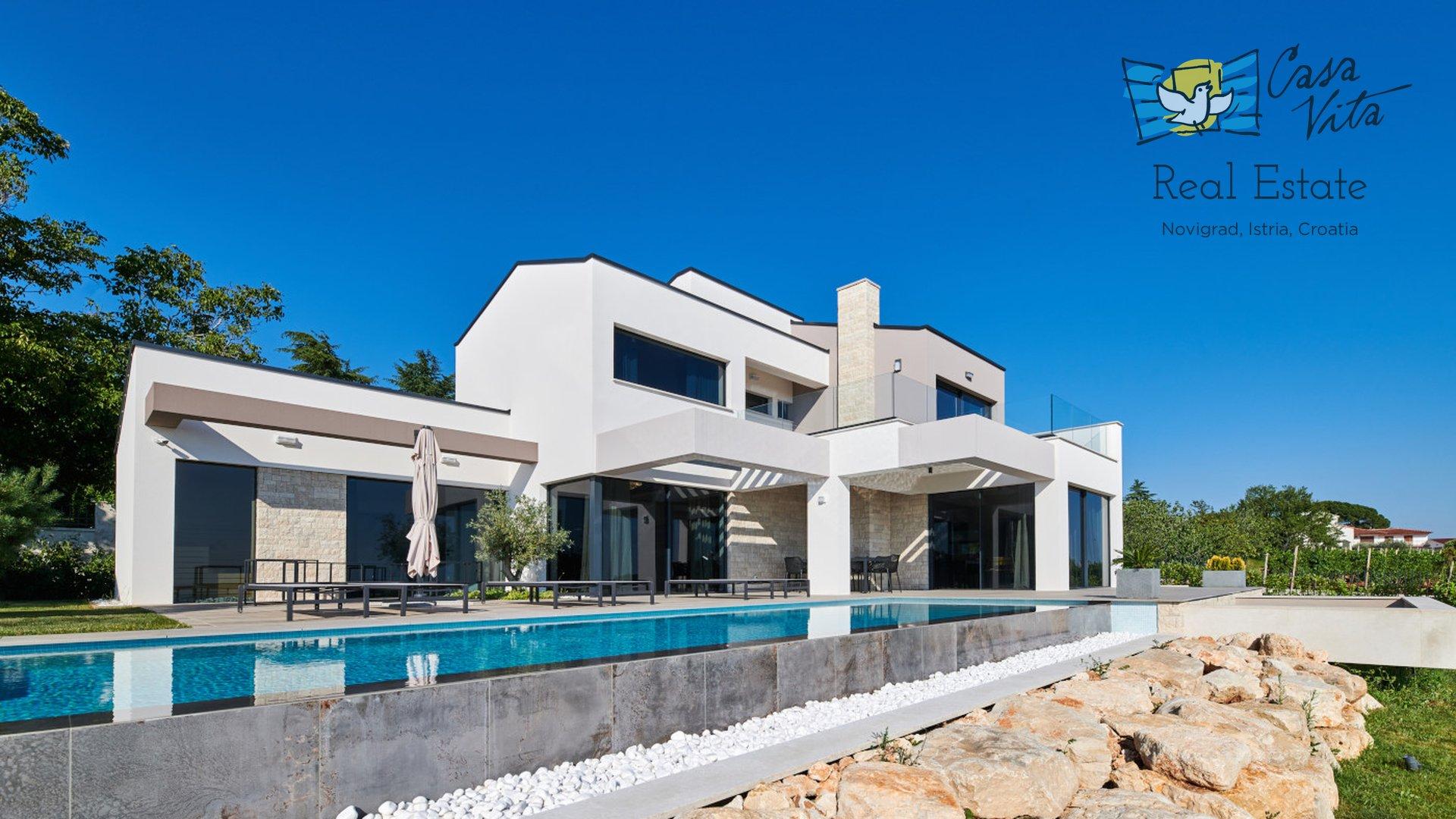 Luxury beautiful villa  near Poreč!