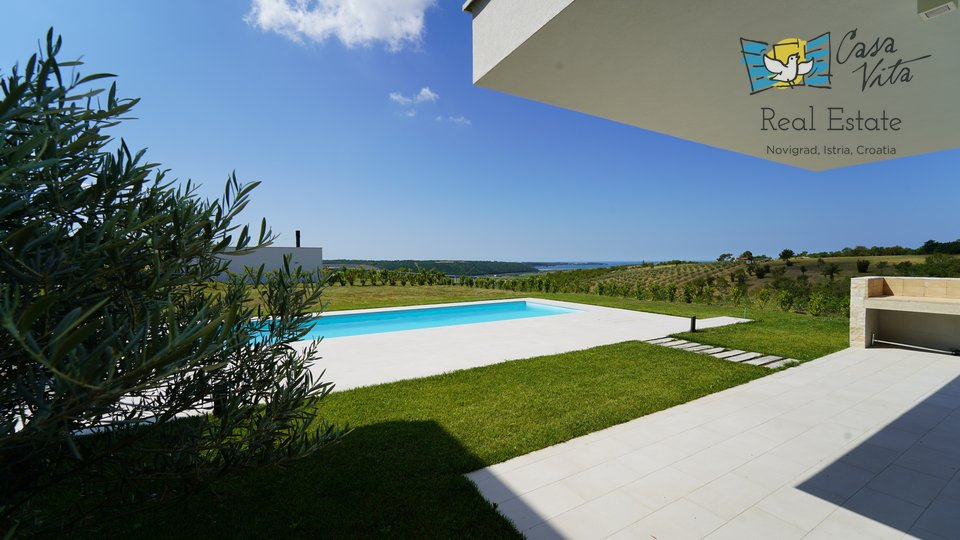 Luxuriöse Villa in Novigrad