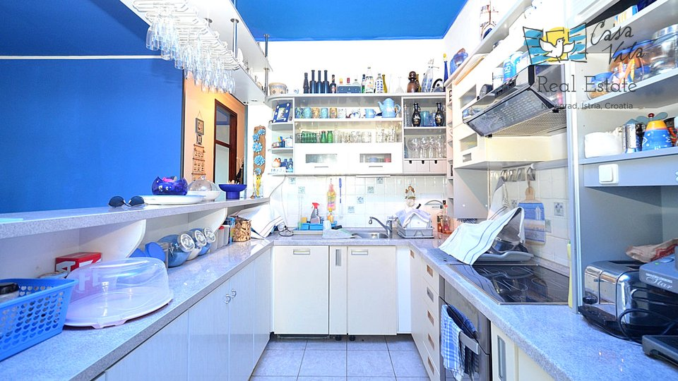 Wohnung, 56 m2, Verkauf, Novigrad