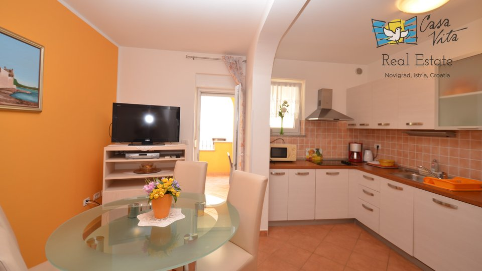 Apartment, 74 m2, For Sale, Novigrad