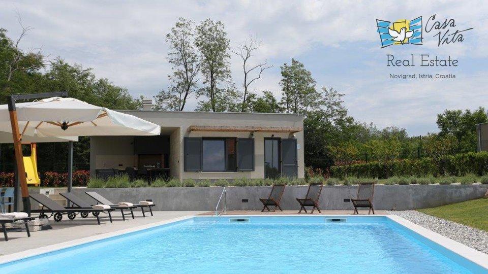 Villa esclusiva moderna di alta qualità !! Informazioni di base Descrizione