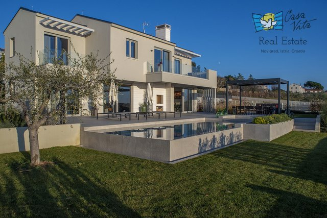 Bellissima  villa  nelle prossimita` di Parenzo!!