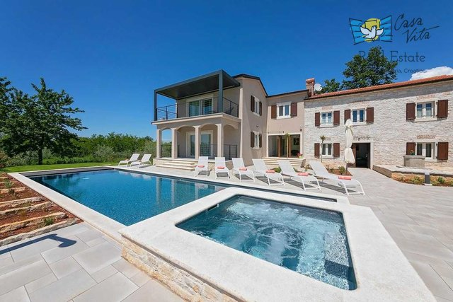 Villa near Porec, 14km from the sea!