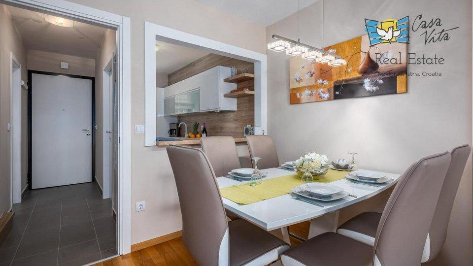 Casa moderna a 3 km dal mare e dal centro di Parenzo!