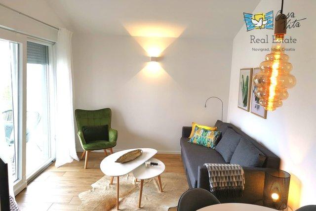 Apartment, 62 m2, For Sale, Poreč