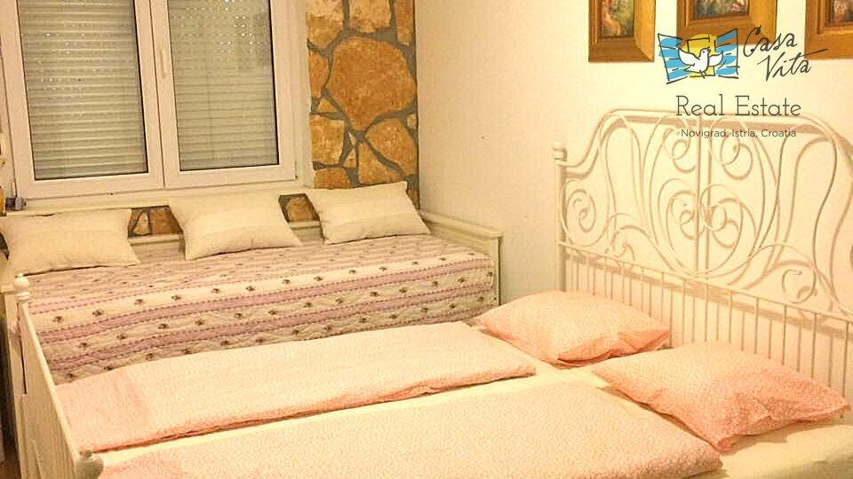 Wohnung, 57 m2, Verkauf, Novigrad