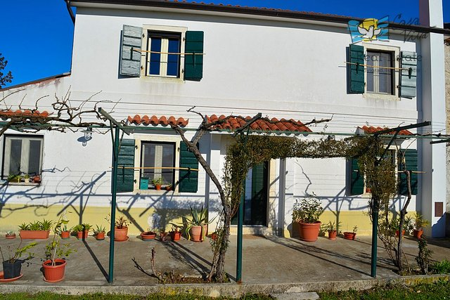 House, 118 m2, For Sale, Umag