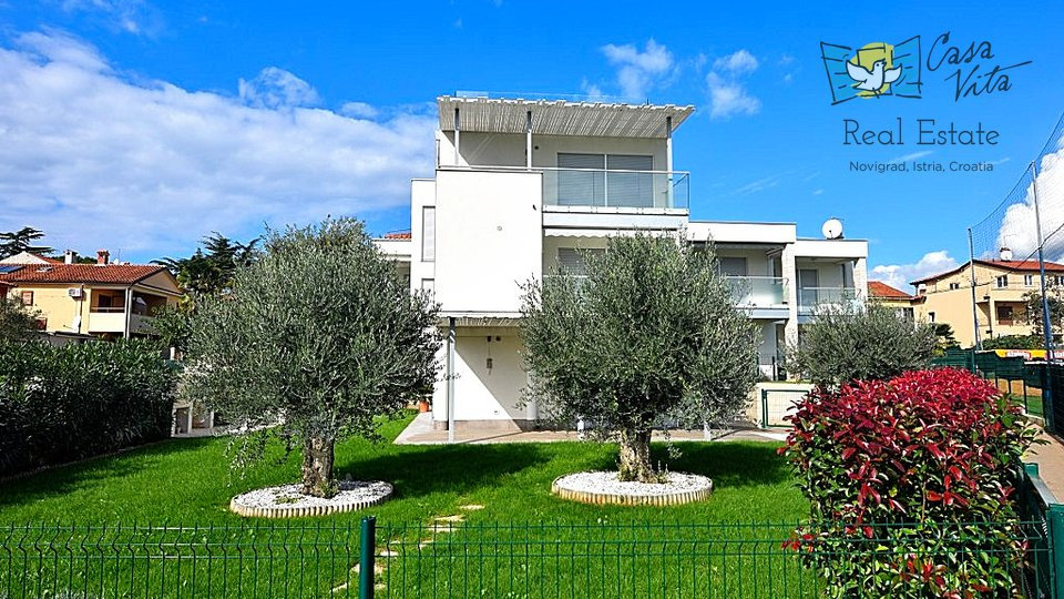Appartamento, 45 m2, Vendita, Novigrad