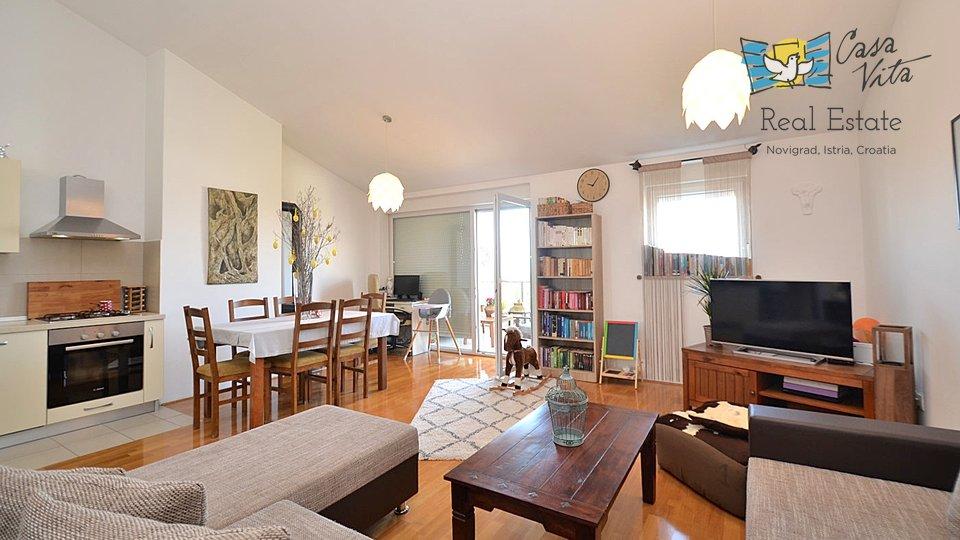 Nice apartment near Novigrad!