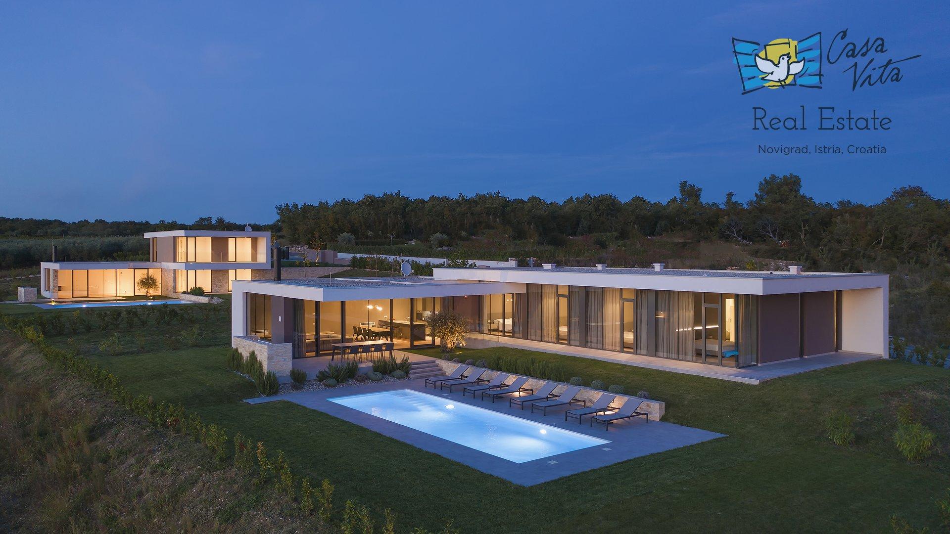 Luxuriöse Villa