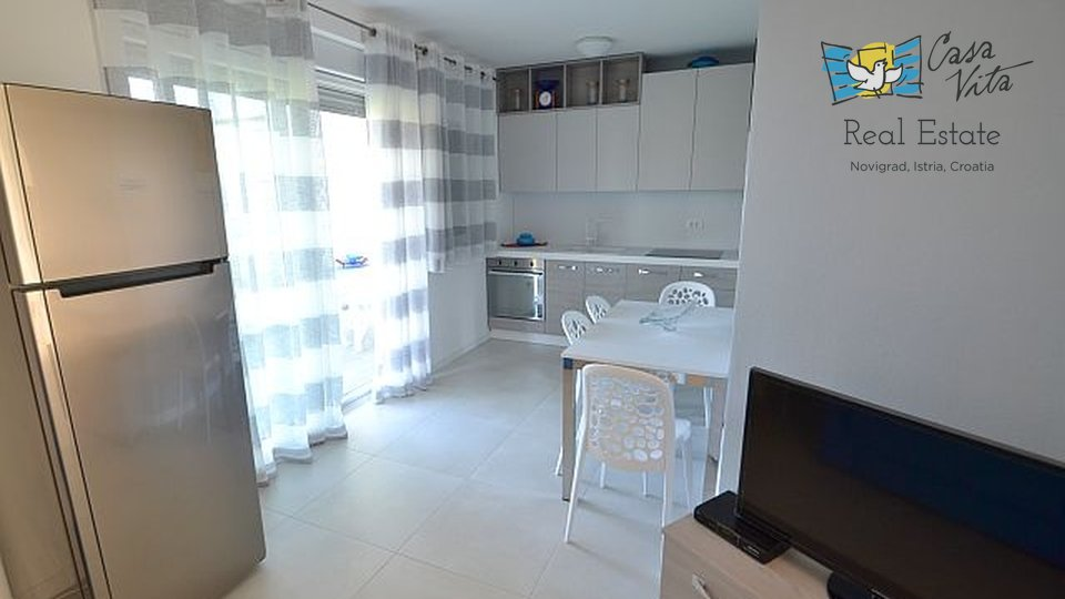Apartment, 37 m2, For Sale, Novigrad