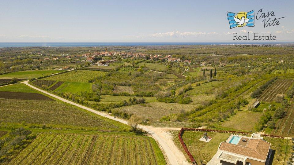 Villa with panoramic sea views!