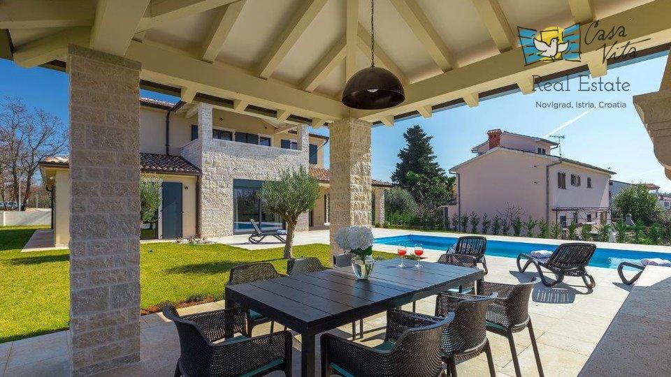 Bella villa vicino alla città di Parenzo!
