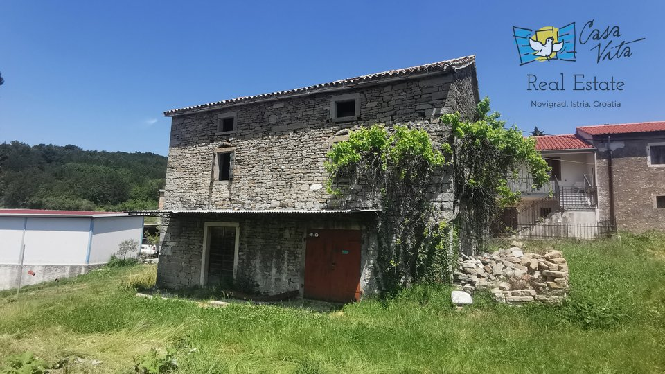 Casa, 180 m2, Vendita, Buje