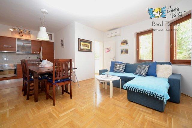 Stan u Novigradu na super lokaciji - 500m od mora!