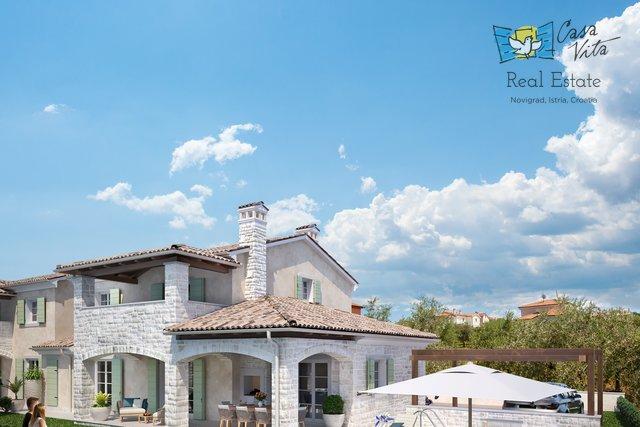 Kuća u izgradnji u okolici grada Novigrada!
