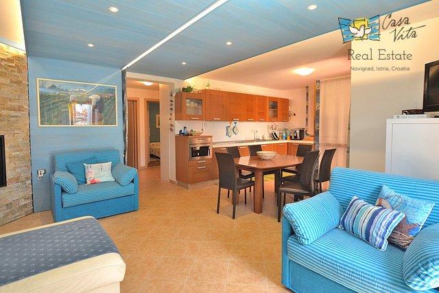 Appartamento al piano terra, San Lorenzo, a 50 metri dal mare!