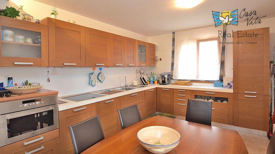 Ground floor apartment, Lovrečica, 50m from the sea!