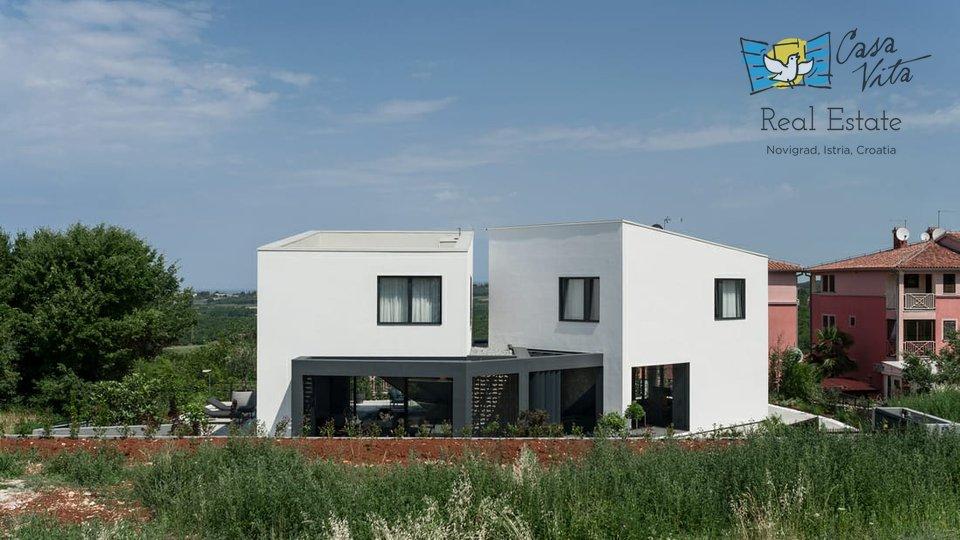 Moderne Doppelhaushälfte in der Nähe der Stadt Poreč!