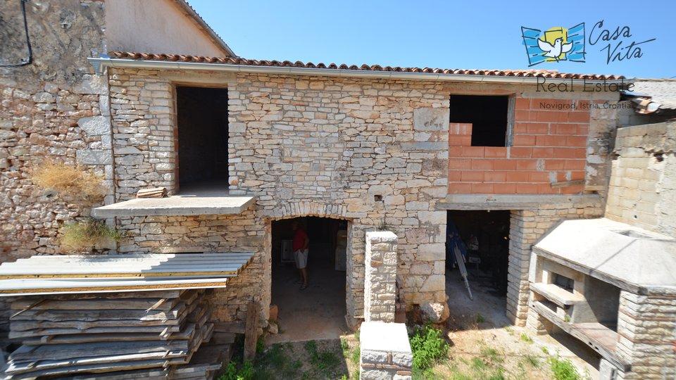 Casa in pietra vicino alla città di Parenzo!