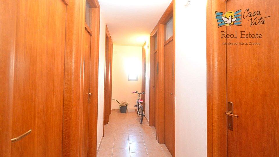 Wohnung in Novigrad 200m vom Meer entfernt!