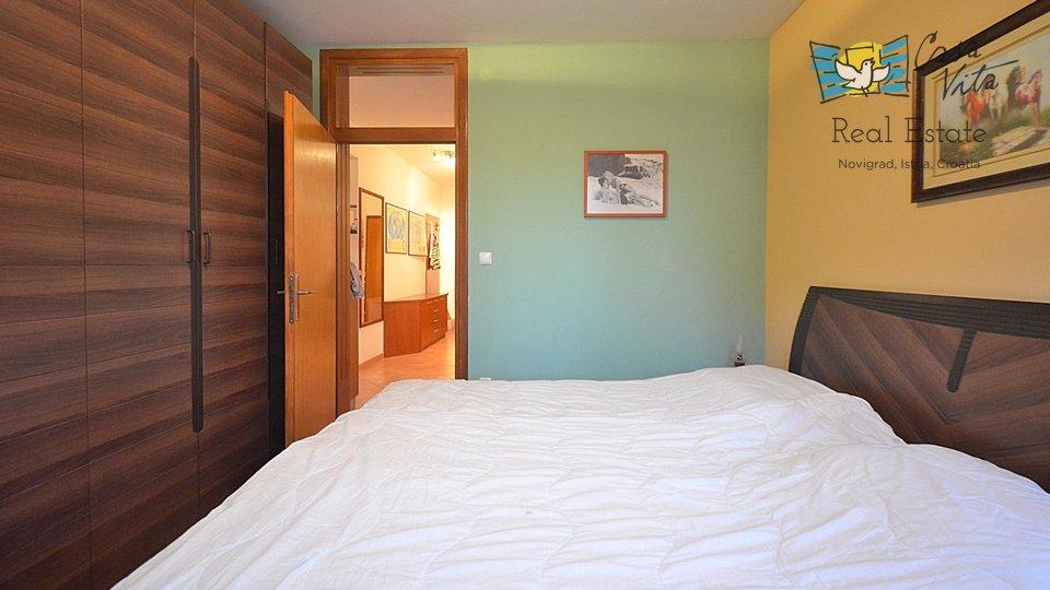 Appartamento a Cittanova con una bellissima vista sul mare!