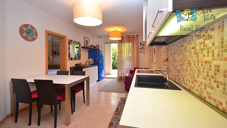 Beautiful apartment in Novigrad, 200m from the beach