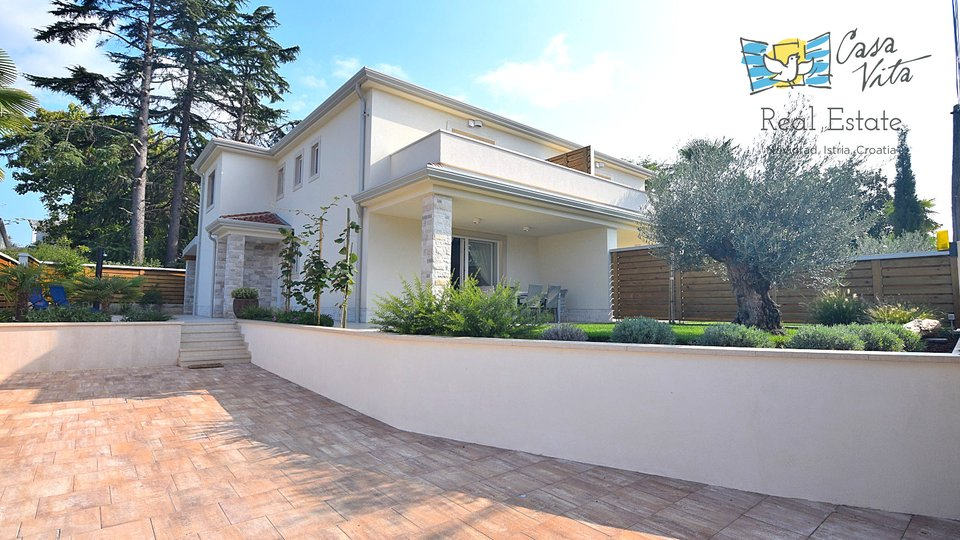 Beautiful house 200 m from the beach!