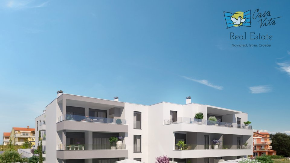 Stanovanje, 64 m2, Prodaja, Novigrad