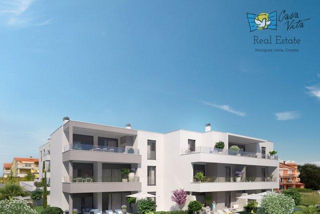 Wohnung, 63 m2, Verkauf, Novigrad