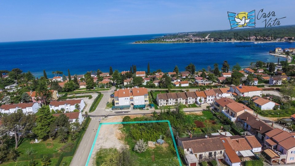 Zemljišče, 1359 m2, Prodaja, Novigrad - Dajla