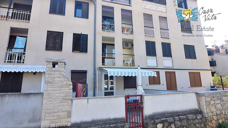 Apartment, 40 m2, For Sale, Novigrad