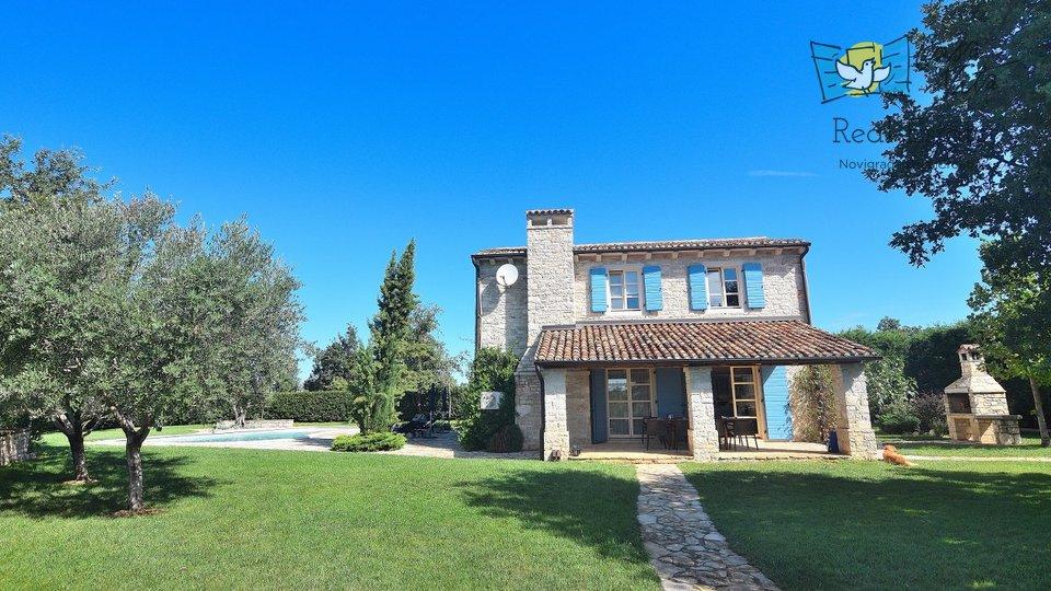 Beautiful new stone house near Buje!