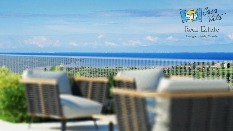 Predivna vila sa prekrasnim pogledom na more!