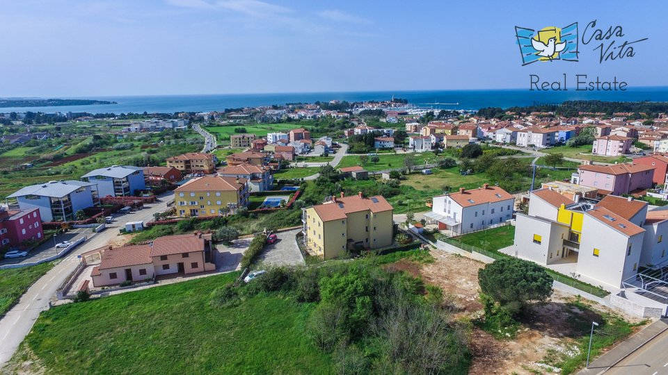 Penthouse in Novigrad, beautiful see view!