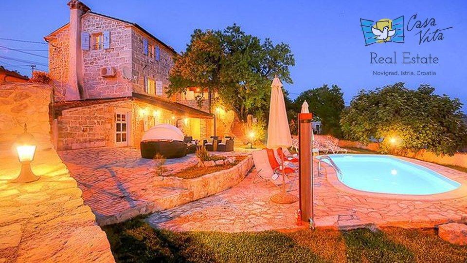 Predivna kamena kuća sa panoramskim pogledom